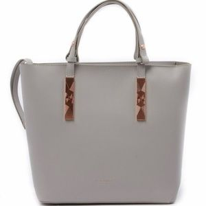 Ted Baker jaceyy Leather shopper tote
